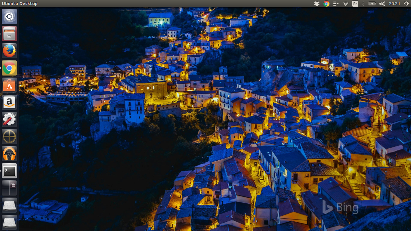 bing wallpapers ubuntu