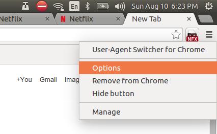 netflix in ubuntu 14.04