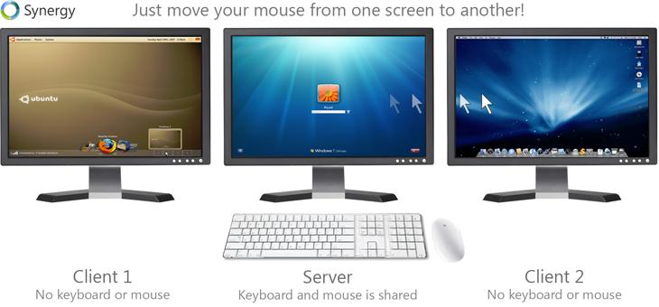 synergy for ubuntu xenial xerus